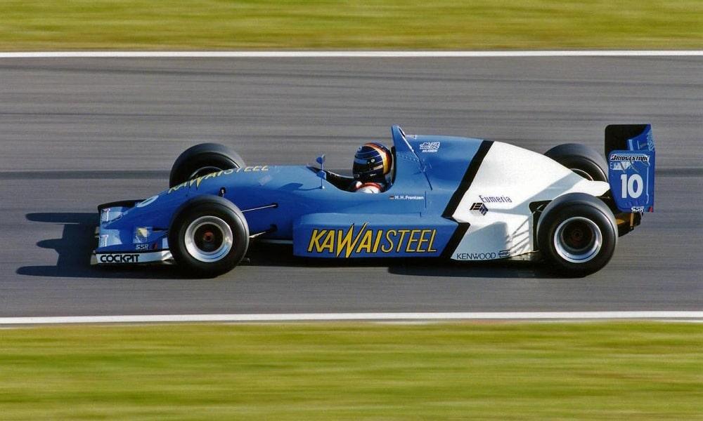 Heinz-Harald Frentzen, Japońska Formuła 3000