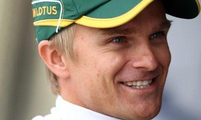 Heikki Kovalainen Lotus