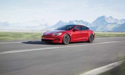 Tesla Model S po liftingu