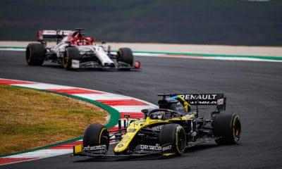 Alfa Romeo i Renault GP Portugalii 2020