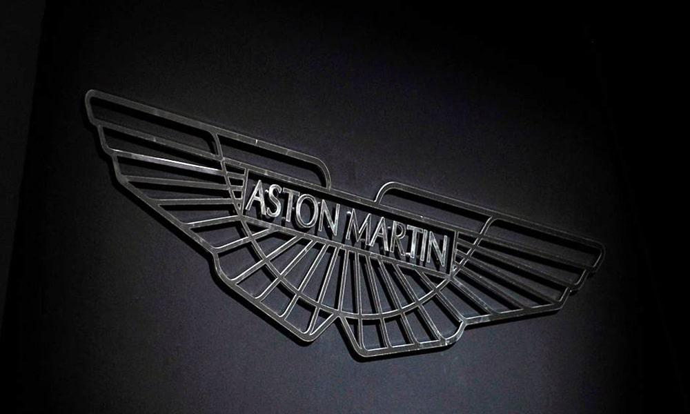 Aston Martin logo 2