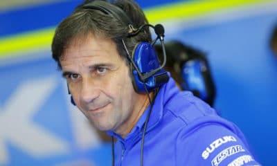 Davide Brivio w Alpine F1 Team