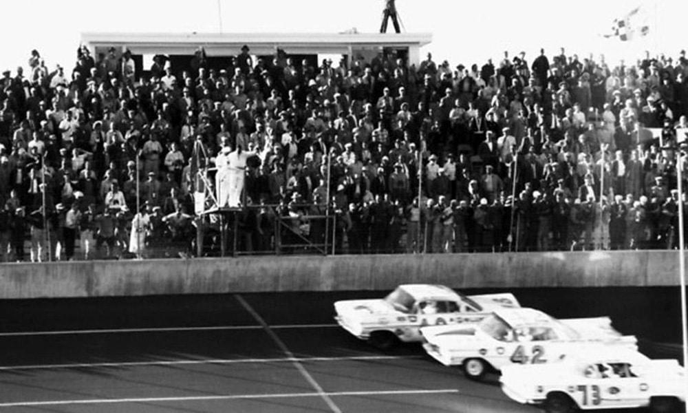 Daytona 500 1959 finisz