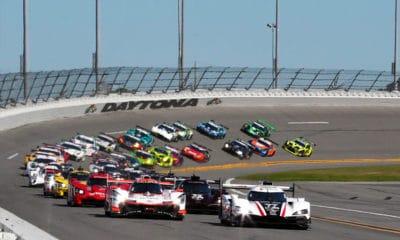 Daytona International Speedway główne