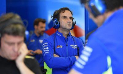 Davide Brivio kończy współpracę z Suzuki