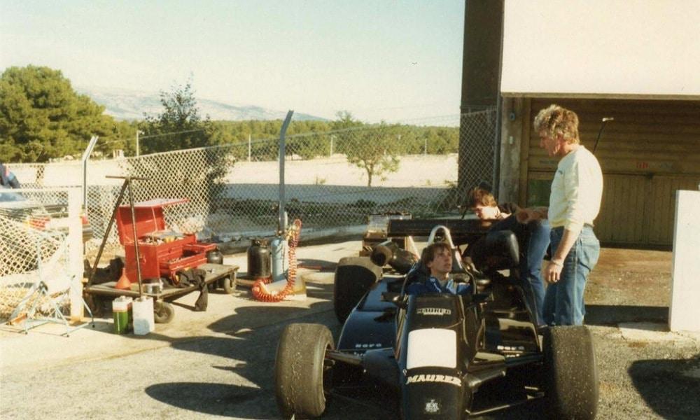 Stefan Bellof, Formula 2