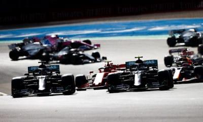 Nurburgring GP Eifelu 2020 F1