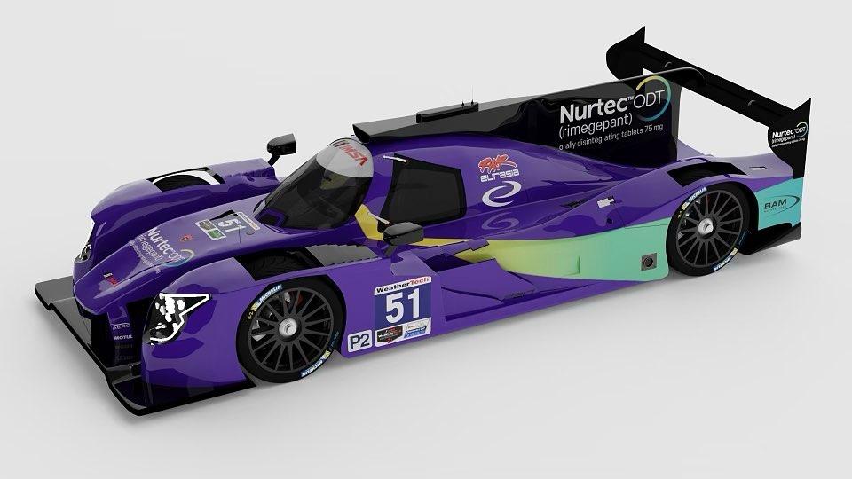 24h Daytona LMP2