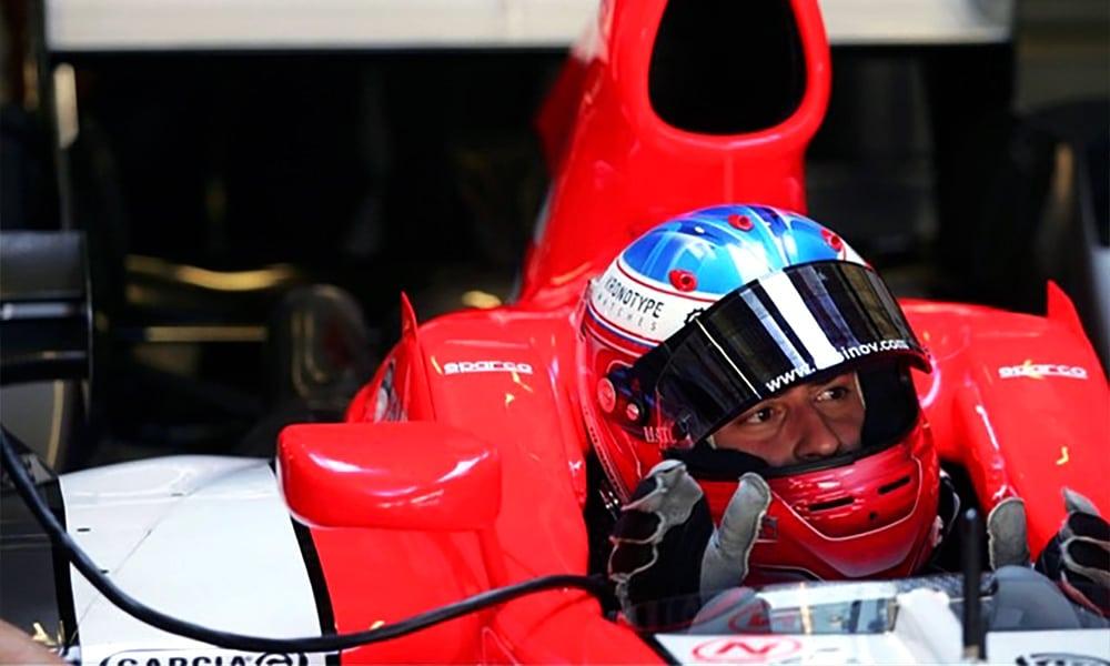 Roman Rusinov MidlandF1 2006