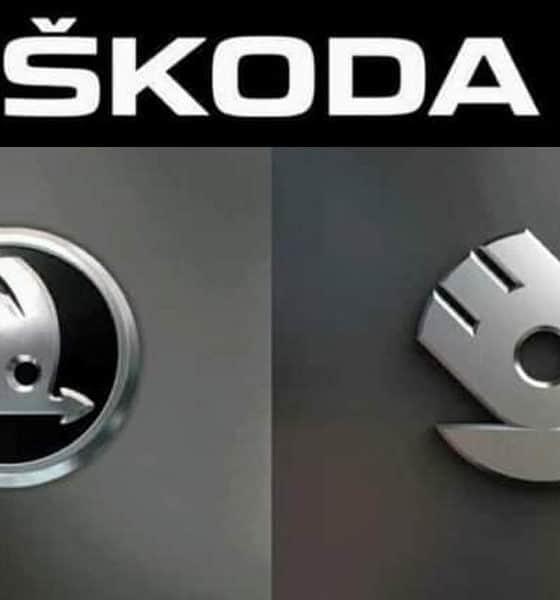 nowe logo skody