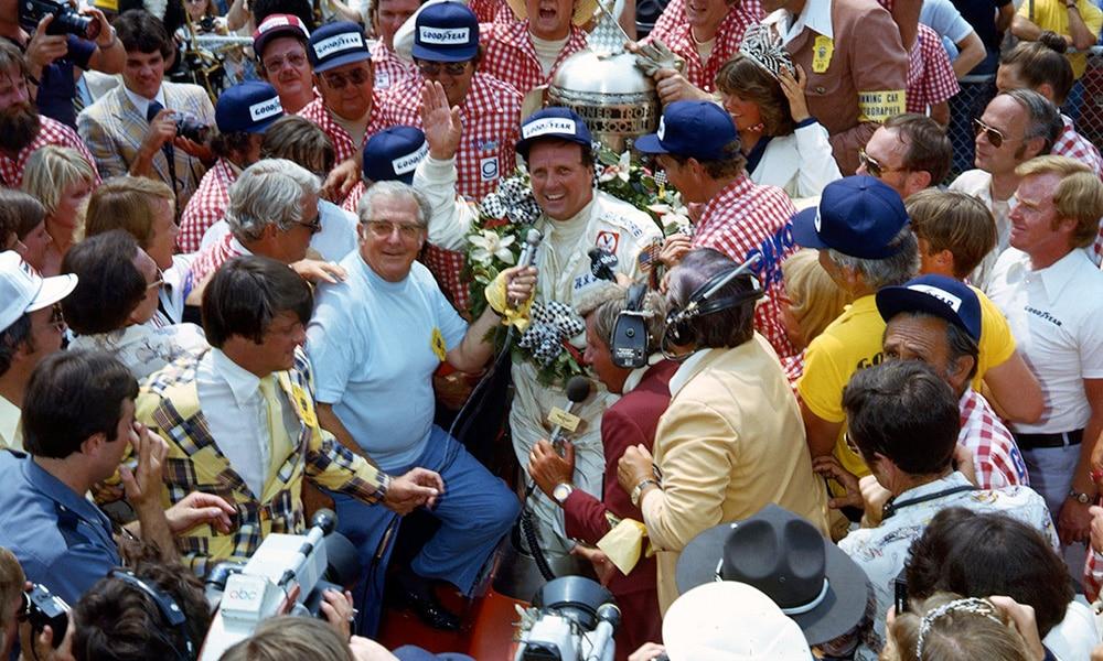 po Indy 1977 A.J.Foyt