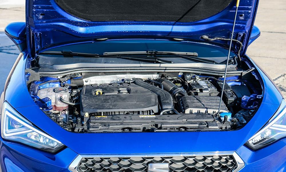 silnik 1.5 tsi 150 km 2020 Seat Leon ST