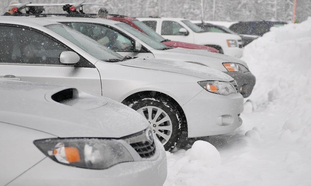 zimowe mity kierowców