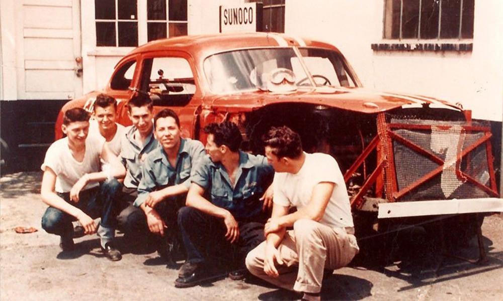 1948 bracia Andretti