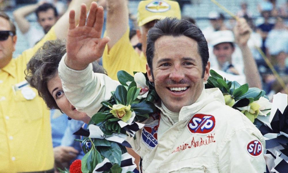Mario Andretti i pierwszy triumf Indy 500