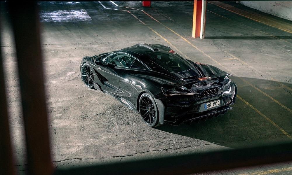McLaren 765LT by Novitec