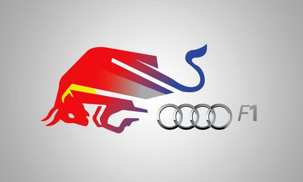 Audi F1 Red Bull Logo Pinterest