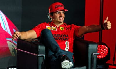 Carlos Sainz Ferrari F1 2021 prezentacja