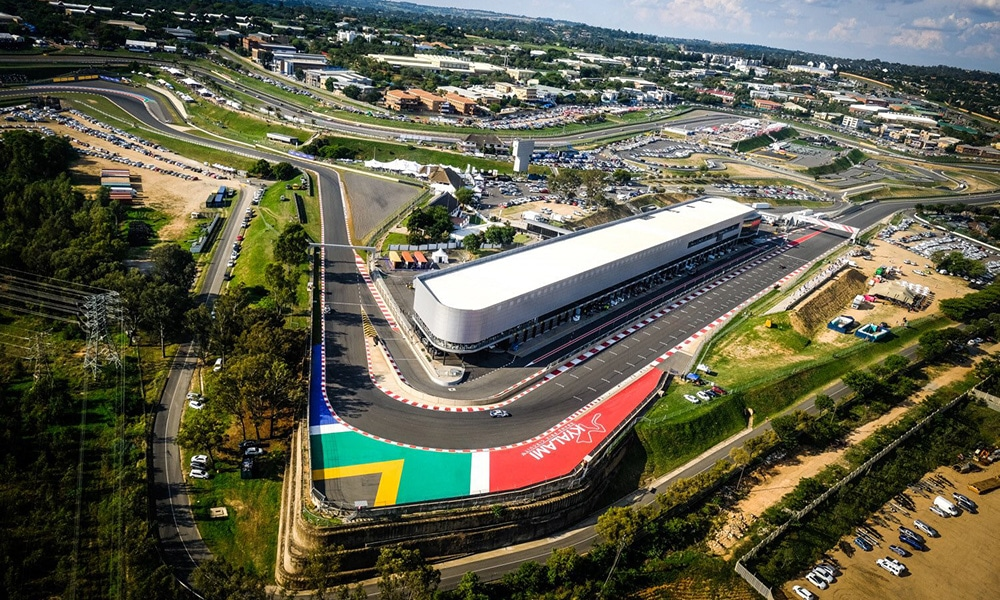 David Perel Twitter Kyalami GP Afryka wróci do F1
