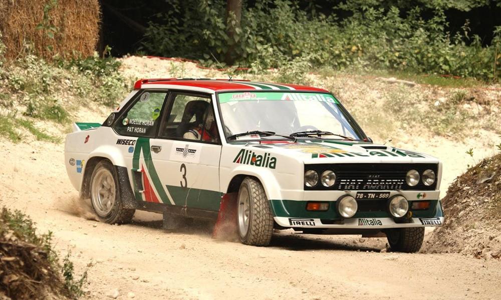 Fiat Abarth wrc