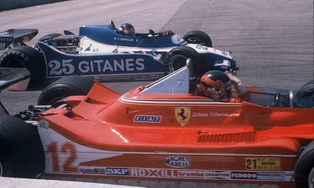 Patrick Depailler, Gilles Villeneuve - 1979