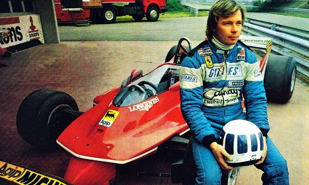 Didier Pironi - Ferrari