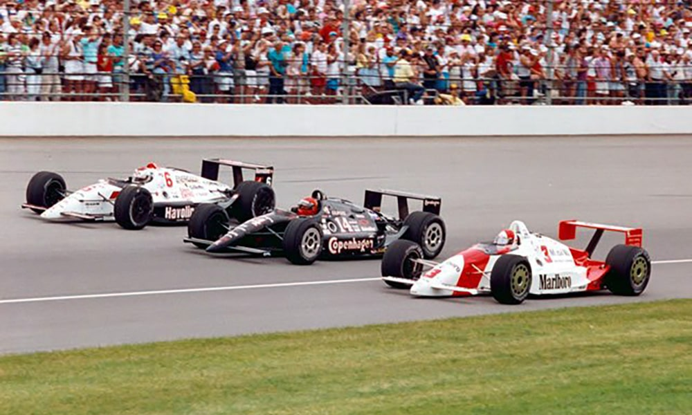 IndyCar - Indianapolis 500 - History in Indy