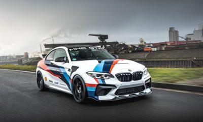 BMW M2 CS by Manhart