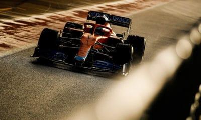 McLaren MCL35M 2021 f1 silverstone dzień filmowy 1