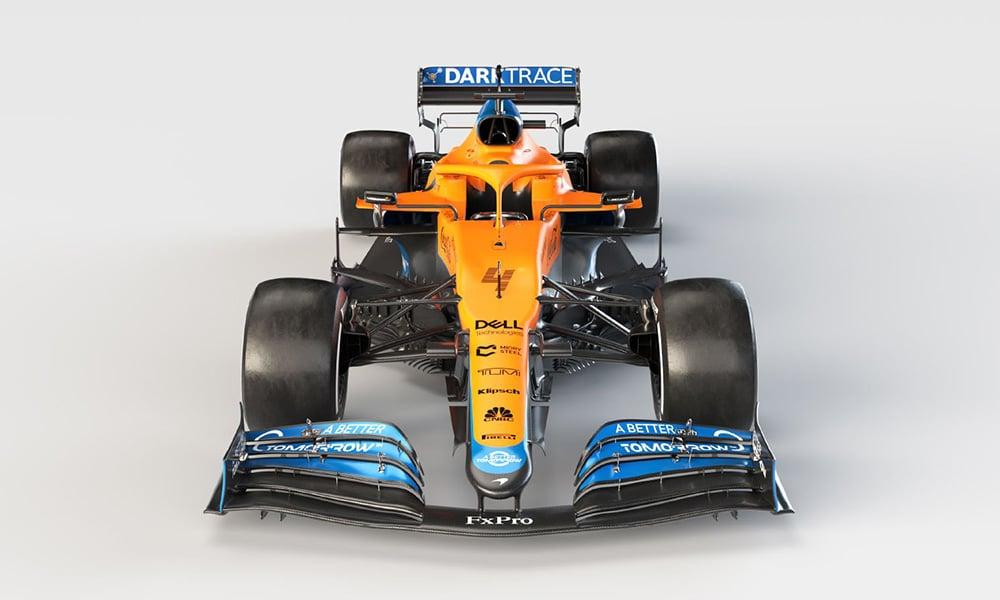 McLaren MCL35M 2021