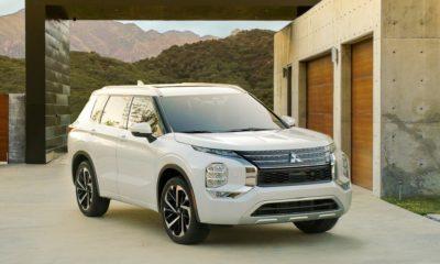 Nowe Mitsubishi Outlander