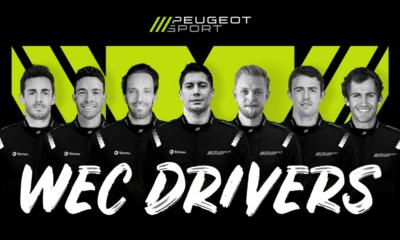 Kierowcy Peugeot WEC 2022