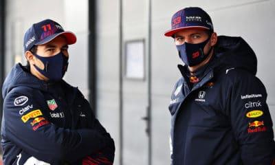 Red Bull Perez i Verstappen lepsi od Mercedesa