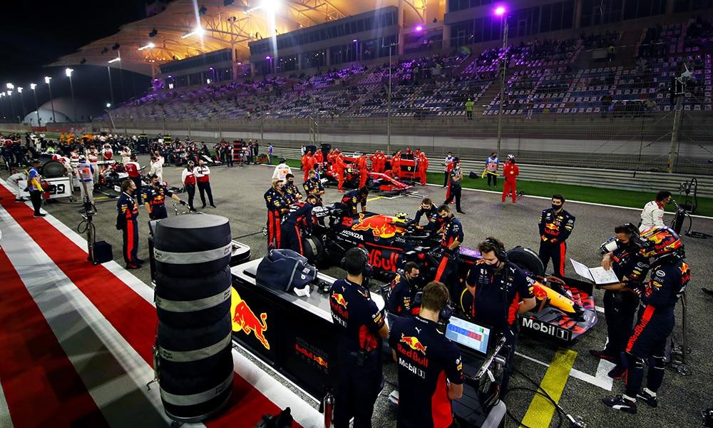 Red Bull Sakhir 2020 komisja F1 zatwierdza zamrożenie silników 2022