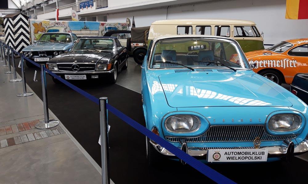 muzeum motoryzacji w poznaniu