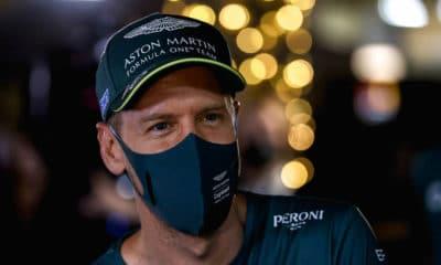 Sebastian Vettel, Aston Martin opinia Ralf Schumacher