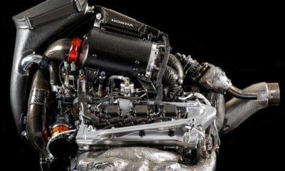 silniki hondy f1 nazewnictwo przejęcie Red Bulla