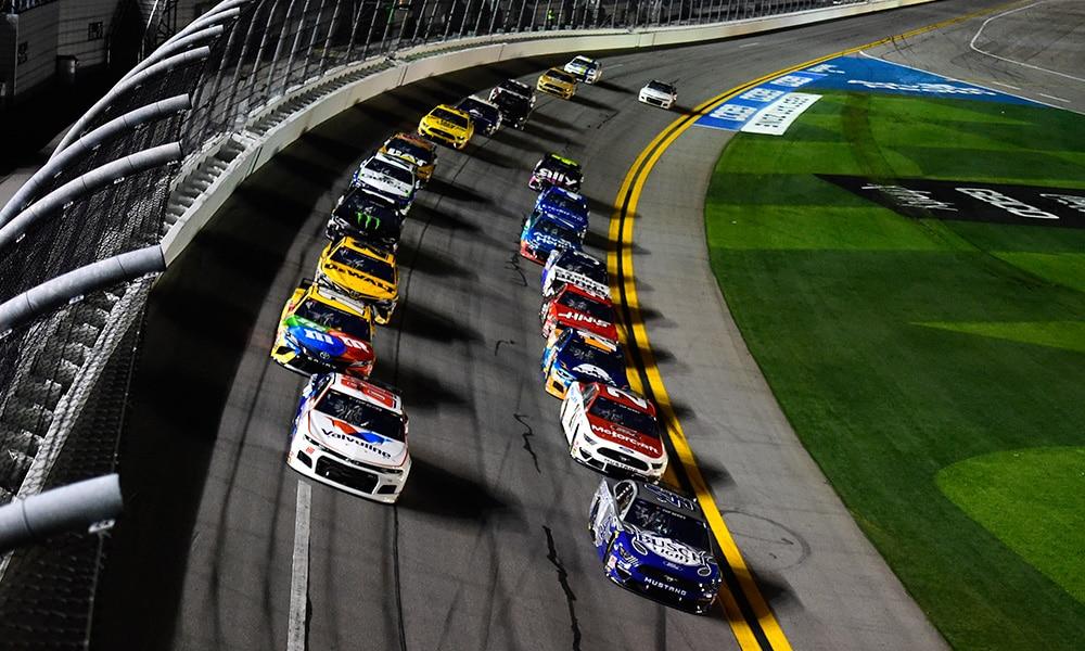 start NASCAR Daytona 500