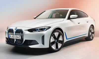 Nowe BMW i4