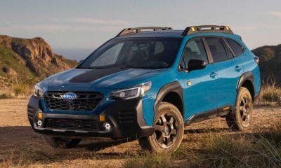 Subaru Outback Wilderness Edition