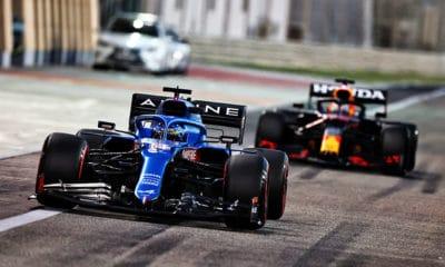 Alpine F1 Alonso ambicje 2021