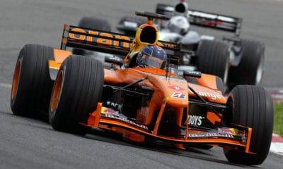 Arrows najwięcej GP F1 bez zwycięstwa niechlubne rekordy F1