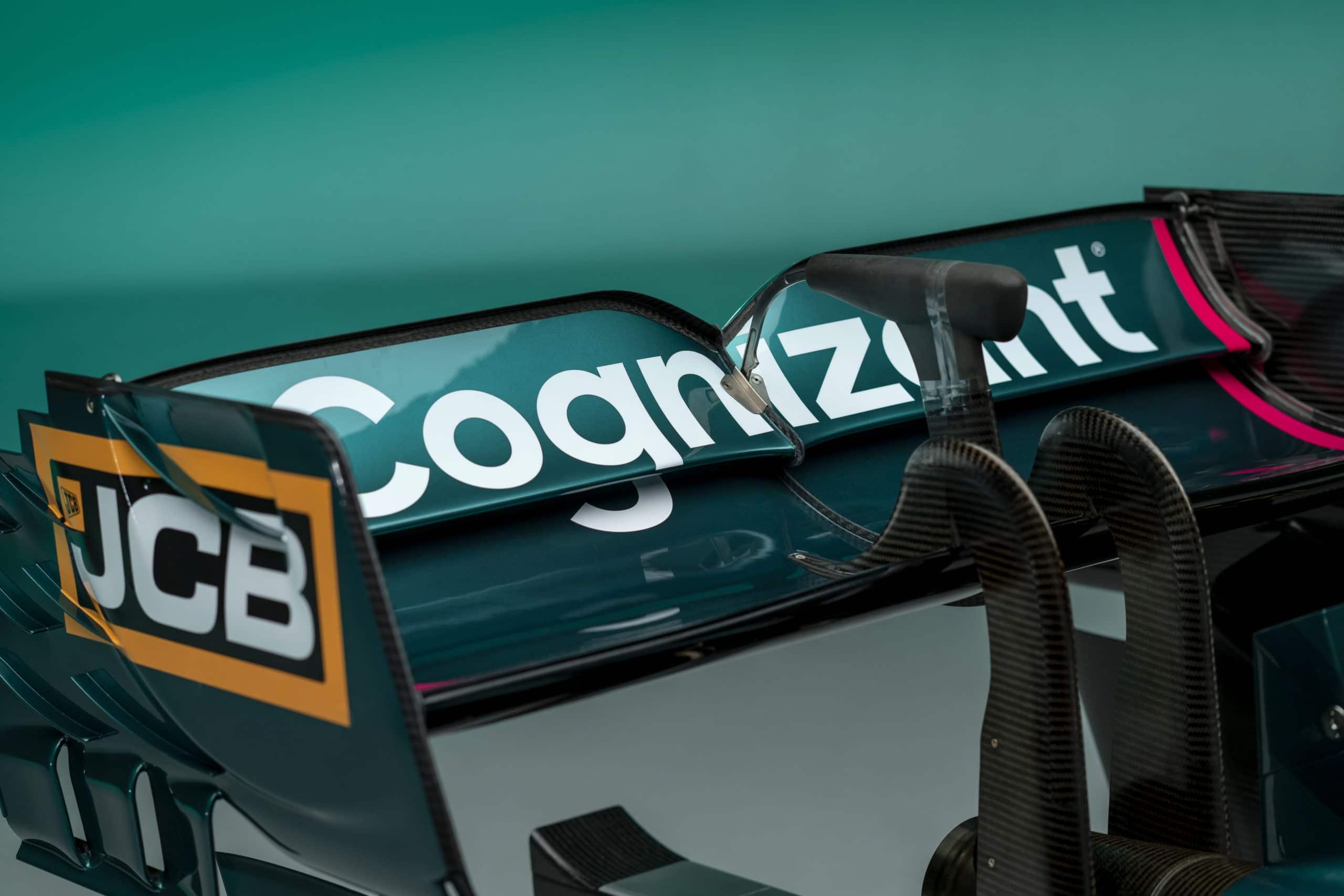Aston Martin Cognizant Formula One TeamAMR2111