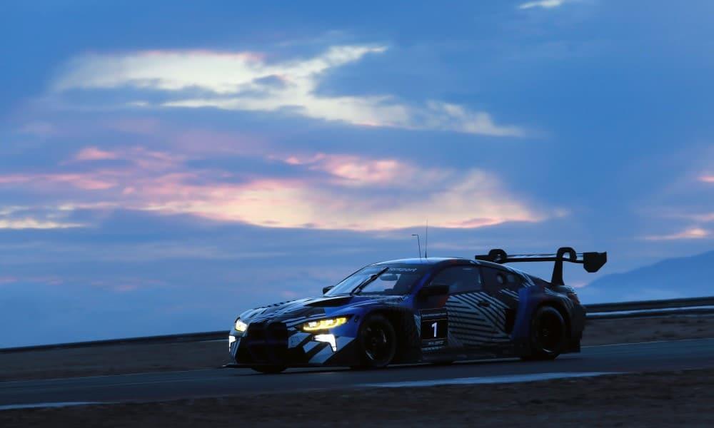 BMW GTD Pro
