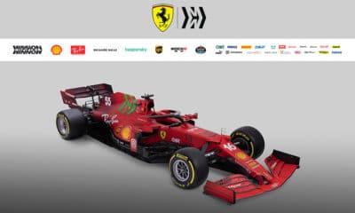 Ferrari SF21 1