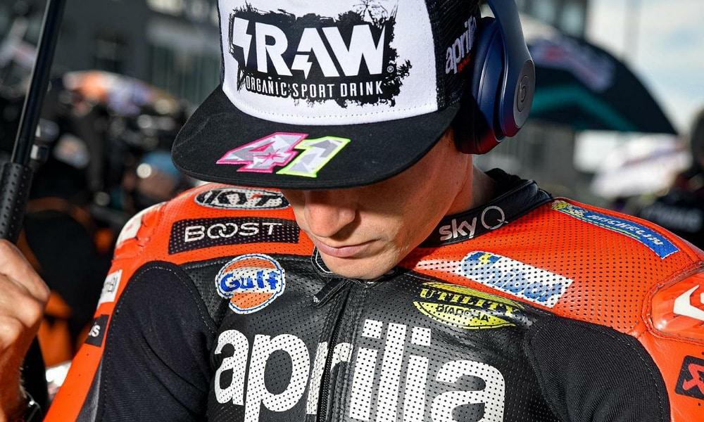 Aleix Espargaro Aprilia Racing Team Gresini
