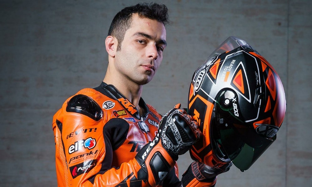 Danilo Petrucci MotoGP 2021 Tech3 KTM Factory Racing
