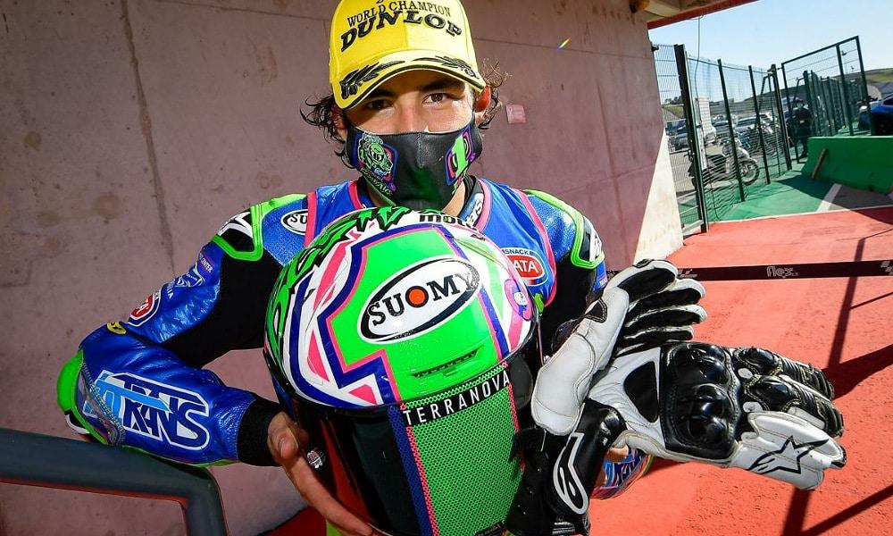 Enea Bastianini Esponsorama Racing (SKY VR46 Avintia Team)