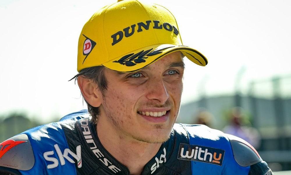 Luca Marini MotoGP 2021 Esponsorama Racing (SKY VR46 Avintia Team) Zawodnicy MotoGP 2021