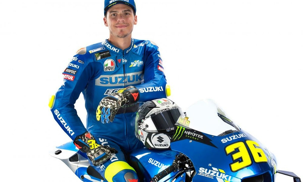 Joan Mir 2021 MotoGP Suzuki Ecstar Zawodnicy MotoGP 2021